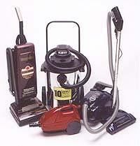 Various Types of Vacuums