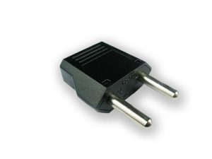 Power Adapter US-to-Euro